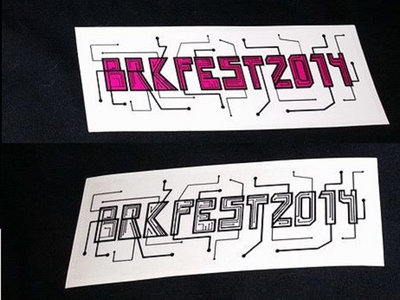 BRKfest Stickers main photo