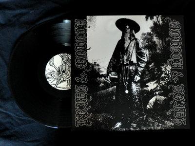 "MOLOCH / KRIEG split 12"" vinyl (Black color) main photo"