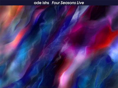 Four Seasons Live – Blu-ray™ Disc main photo