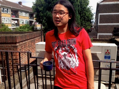 Red Zebra T-Shirt Mens main photo