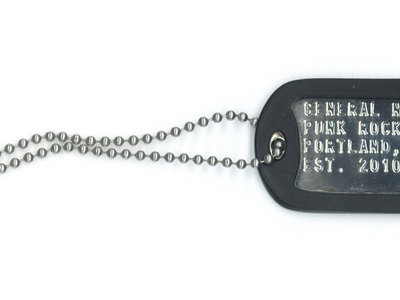General Nasty Dog Tag main photo