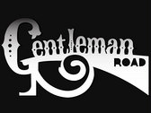 Gentleman Road - Black/White Fade T-Shirt photo