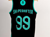 **SALE** Mens | SS SNAKES Bball Singlet, Black photo
