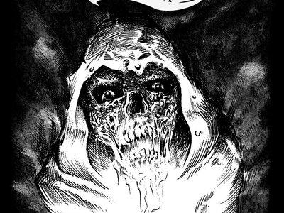 Skeletal Reaper (black) main photo