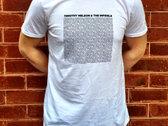 'Terror Terror, Hide It Hide It' T Shirt photo