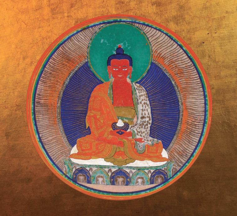 Dolma Puja - Tara prayer   Tashi Lhunpo Monks