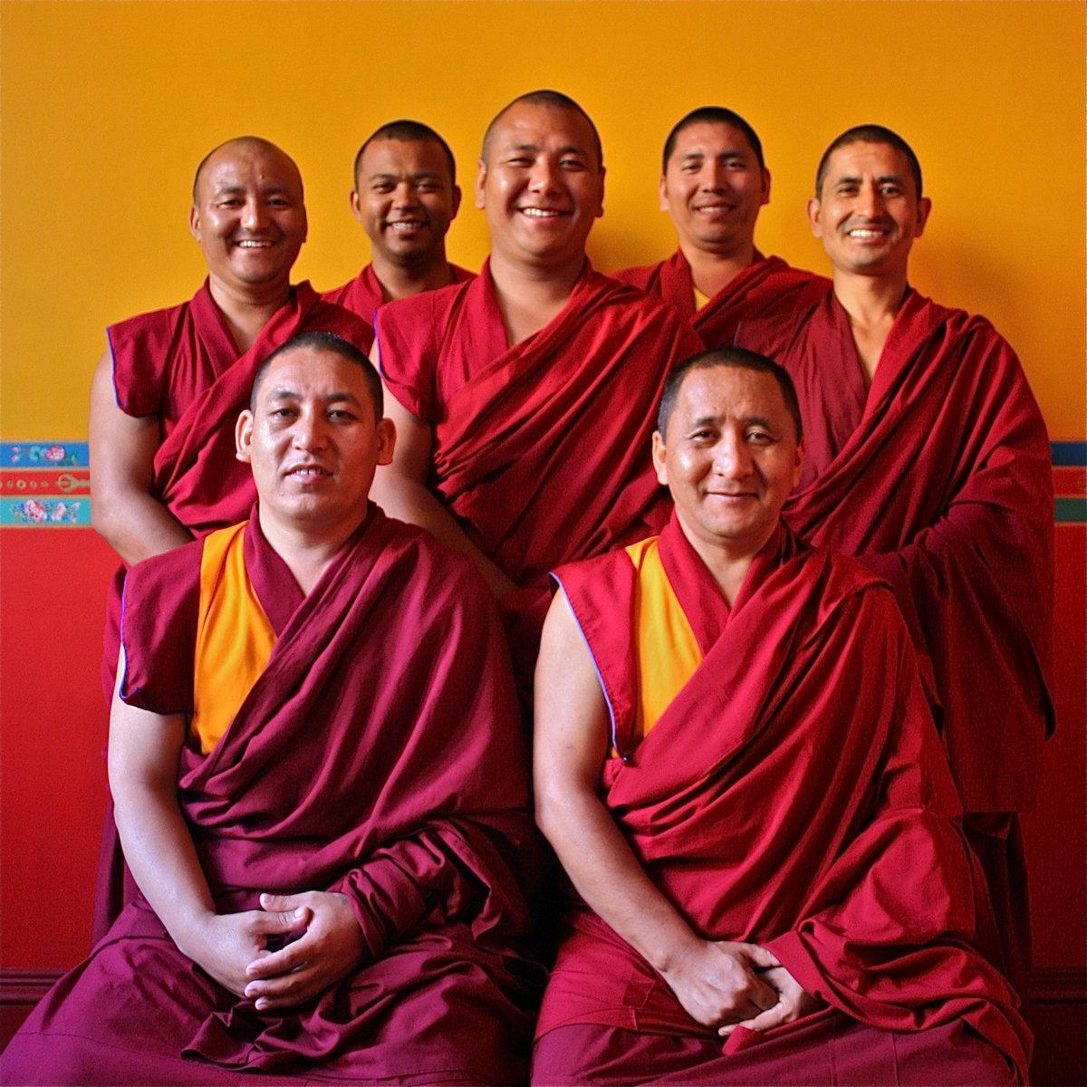 Om Mani Padme Hum Mantra Tashi Lhunpo Monks
