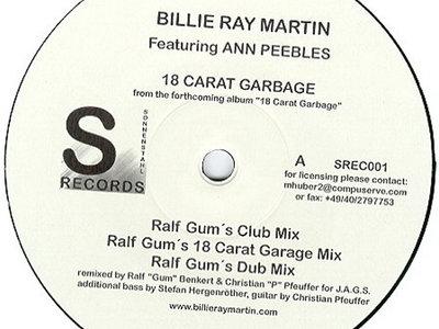 18 Carat Garbage - Official vinyl release [SREC001] main photo