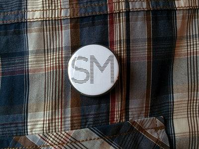 Song-Masher Button Pin main photo