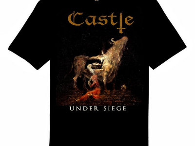 """Under Siege"" T Shirt main photo"