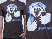 Brown Bear Selfie T-shirt photo