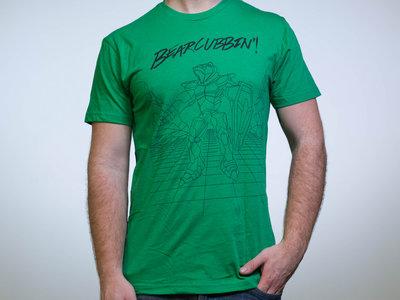 Green Mech Bear T-Shirt main photo