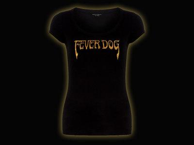 Gold Sparkle Women's T-Shirt main photo