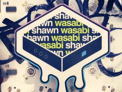 Shawn Wasabi Sticker main photo