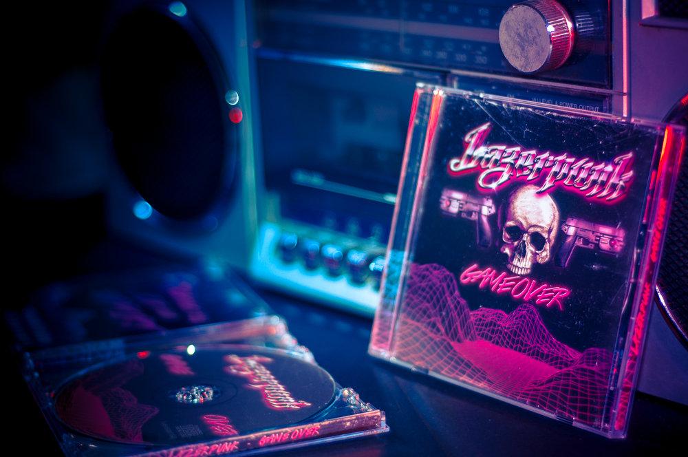 Lazerpunk - Game Over
