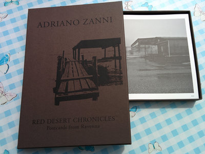 Adriano Zanni - Red Desert Chronicles (Postcards from Ravenna) main photo
