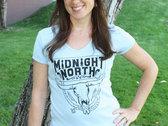 Black Midnight North Trucker Hat photo