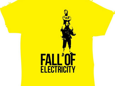 Fall of Electricity T-Shirt main photo