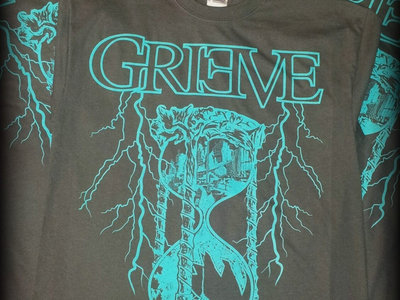 Grieve hourglass t-shirt main photo