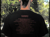 Undead Soil Tourshirt (X-Large only!) photo