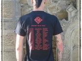 Upright Decay Tourshirt photo