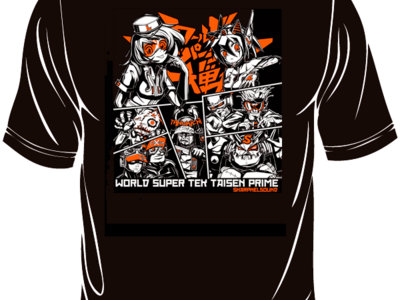World Super Tek Taisen T-shirt main photo