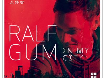 Ralf GUM - In My City - CD Album main photo