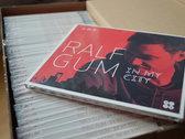 Ralf GUM - In My City - CD Album photo