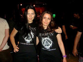 ASTARTE -T-SHIRT- WE HAVE HEAVY METAL MUSIC IN OUR BLOOD photo