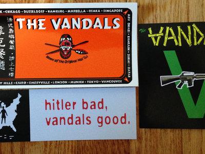 Vandals Sticker Pack main photo