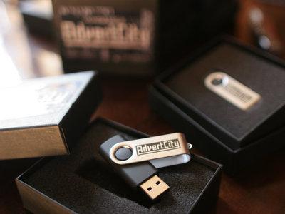 AdvertCity - Collector's Edition USB Drive main photo