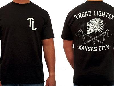 Tread Lightly Cross Ax shirt main photo