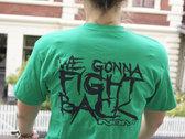 FIGHT BACK T-Shirt/Girlie photo