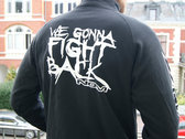 FIGHT BACK Zipper photo