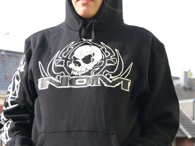 FIGHT BACK Hooded-Sweater main photo