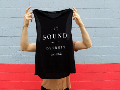 FIT SOUND TANK TOP - LADIES main photo