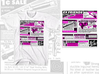 """Rupture Easer"" Shirt (Women's and Men's Cuts!) main photo"