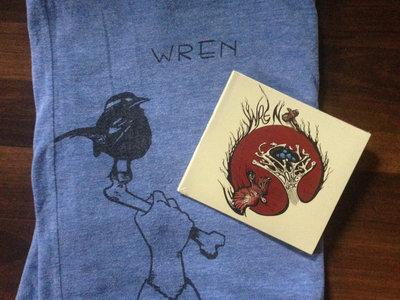 Bone Nest T-Shirt + Bone Nest Physical CD main photo