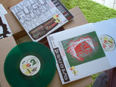 "Pack VINYL TAHITI 80  = 10"" + 7"" photo"