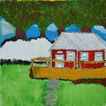 Red Cabin image