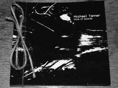 Michael Tanner - Nine of Swords (Day Edition limited CD album in string bound booklet) main photo