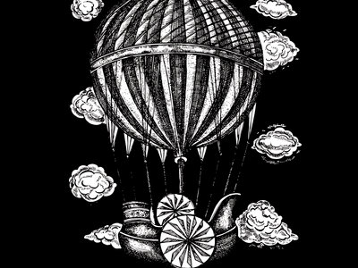 Balloon Design T-shirt main photo