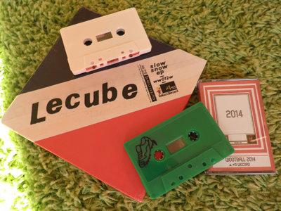 Bundle #11 & #12 Wecord = LECUBE 2014 main photo