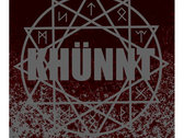 Limited screen printed Khünnt poster photo