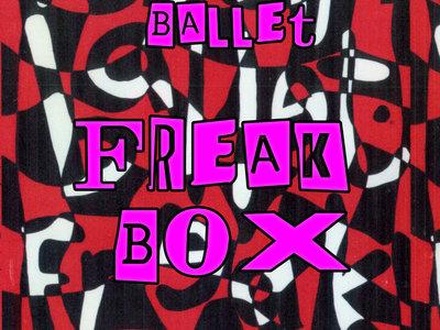 Freak Box DVD main photo