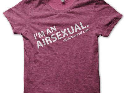 Airsexual - Antique Heliconia (Dark Pink) main photo