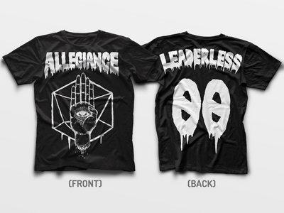 """ALLEGIANCE """"LEADERLESS"""" TEE main photo"""