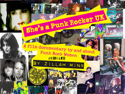 She's a Punk Rocker U.K. Downloads still available main photo