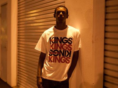 Stranger Kings T-shirt main photo
