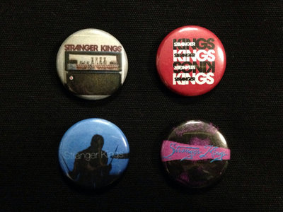 Stranger Kings buttons main photo